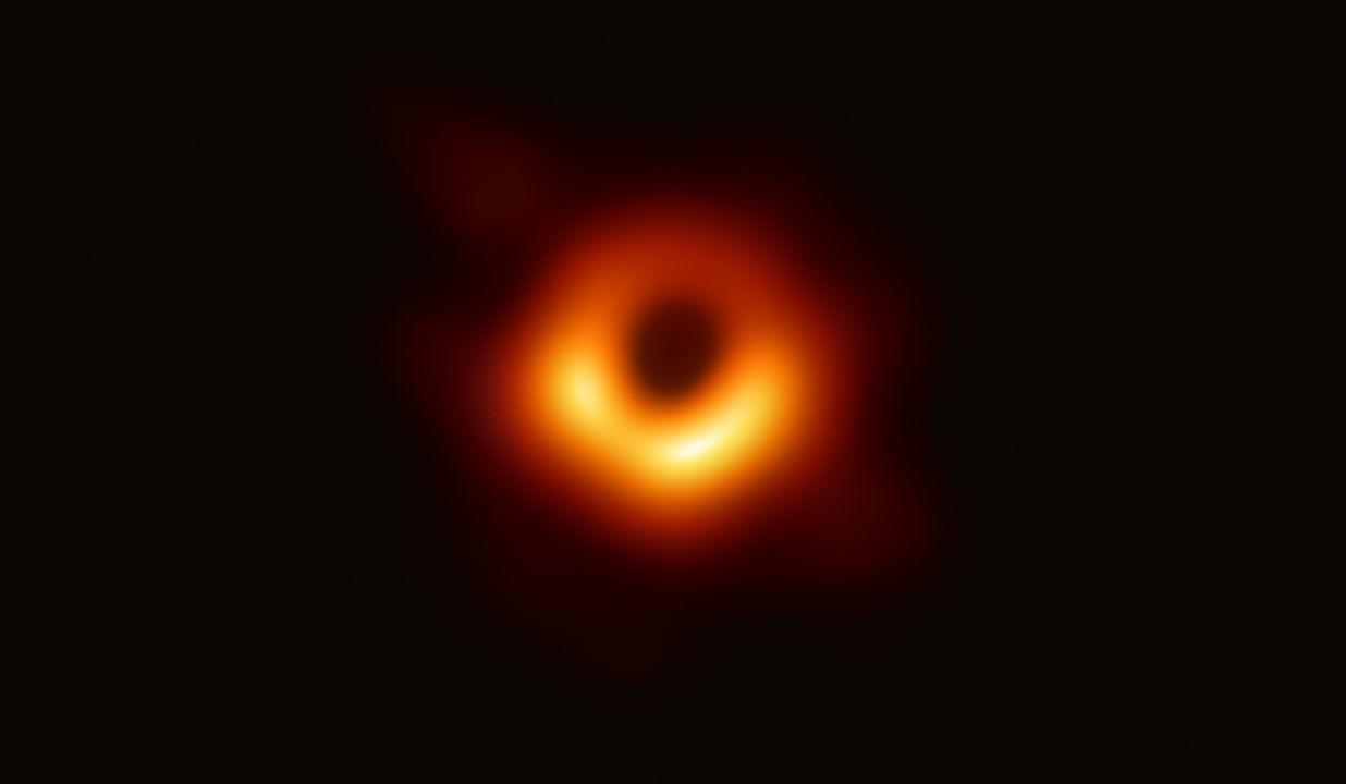 Supermassive black hole in M87, Event Horizon Telescope, 10 April 2019. Credit: EHT Collaboration
