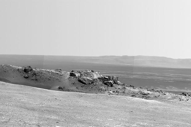 Endeavour Crater © NASA