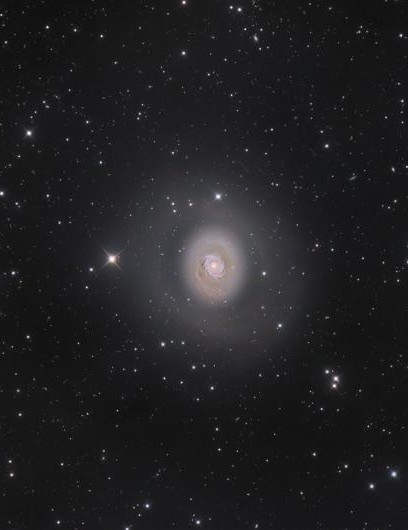 04 - M94 Deep Space Halo © Nicolas Outters
