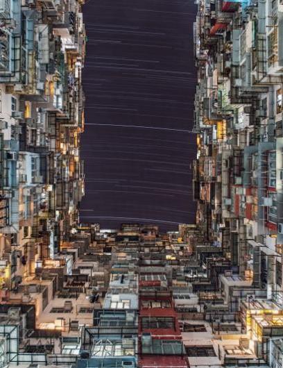 06 - City Lights © Wing Ka Ho