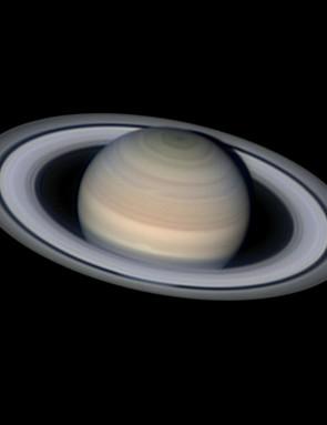 PLANETS, COMETS & ASTEROIDS  Serene Saturn - Damian Peach (UK)  Photo location: Marley Vale, Barbados  Equipment: ZWO ASI174MM monochrome CMOS camera, Celestron C14 telescope, Celestron CI-700 mount