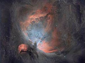 Orion Nebula © Nik Szymanek