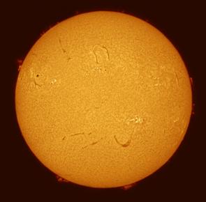 Solar Max © Paul Haese