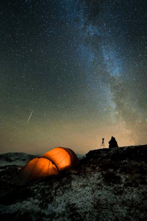 The Night Photographer © Tommy Eliassen