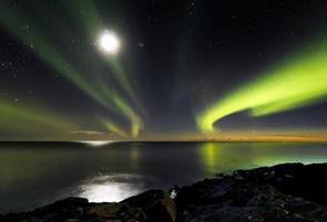 Comet PANSTARRS © Ingólfur Bjargmundsson