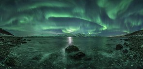 Aurora Panorama 3 - Jan R. Olsen (Norway) - Shortlisted