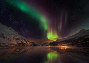 Aurora Australis © Russell Wiltshire