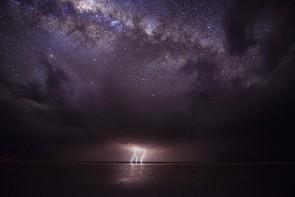 Calm Before the Storm - Julie Fletcher (Australia) - Shortlisted