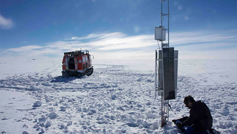 Credit: ESA/IPEV/PNRA – A. SalamConcordia is one of the most secluded laboratory's on the planet.