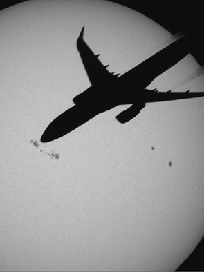 EDIT - ANthony Day - Region 2645 and a plane