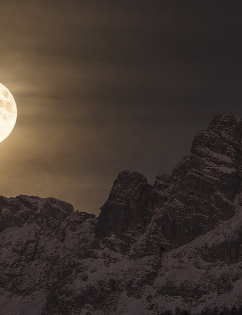 Super Moon © Giorgia Hofer