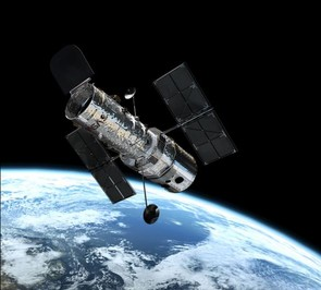 The Hubble Space Telescope has been flying 540km above our heads for 25 years, sending back amazing images of the Universe around us and has become part of our collective culture. The final service mission to the telescope ensured it could function through to 2020, so there are still many more great images yet to come. Credit: NASA