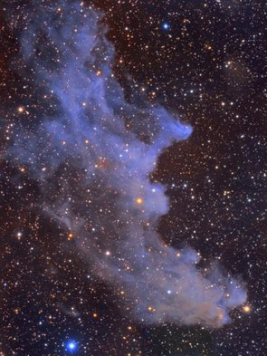 IC 2118 - The Witch Head Nebula © Bob Franke