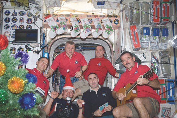 ISS-34_Christmas_holiday_in_the_Unity_node