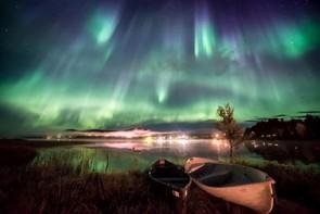 Kayaks © Marcus Kiili