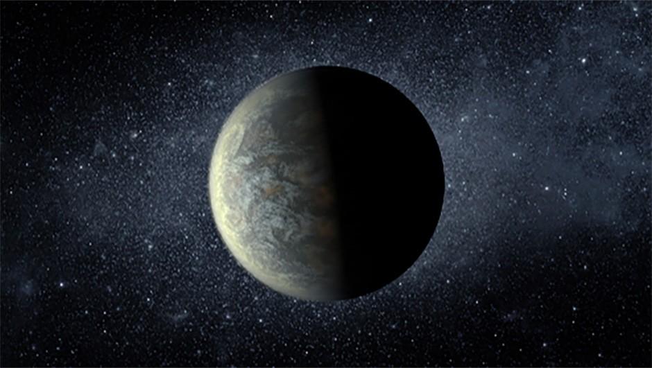 Kepler 20f is a little further out, but still far too hot so support lifeCredit: NASA/Ames/JPL-Caltech