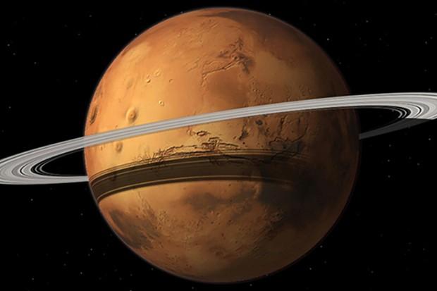 Mars ringsMAIN