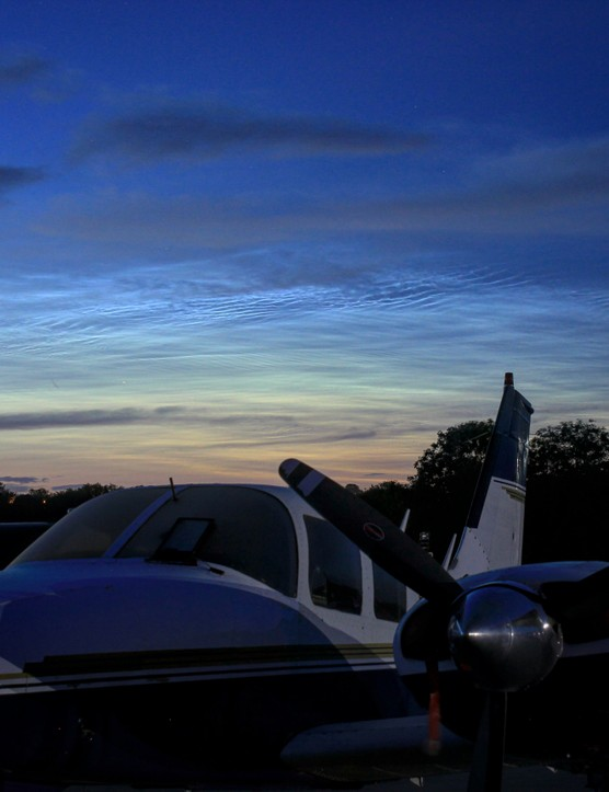 Noctilucent clouds 05 - Rob OConnor