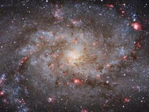 M33 Core - Michael van Doorn (Netherlands) - Winner: Galaxies