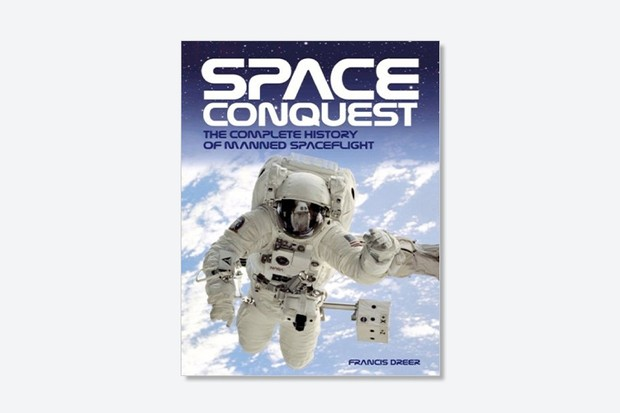 Space Conquest cover