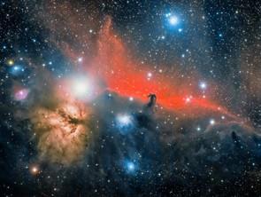 The Horsehead Nebula © José Jiménez Priego