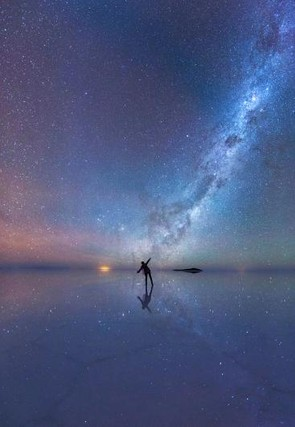 The Mirrored Night Sky - Xiaohua Zhao (China) - Shortlisted