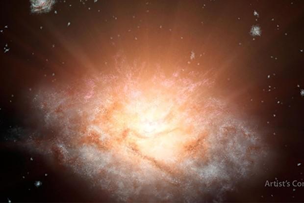 brightest galaxyeverMAIN