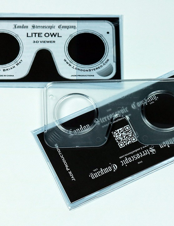 The Lite Owl 3D viewer