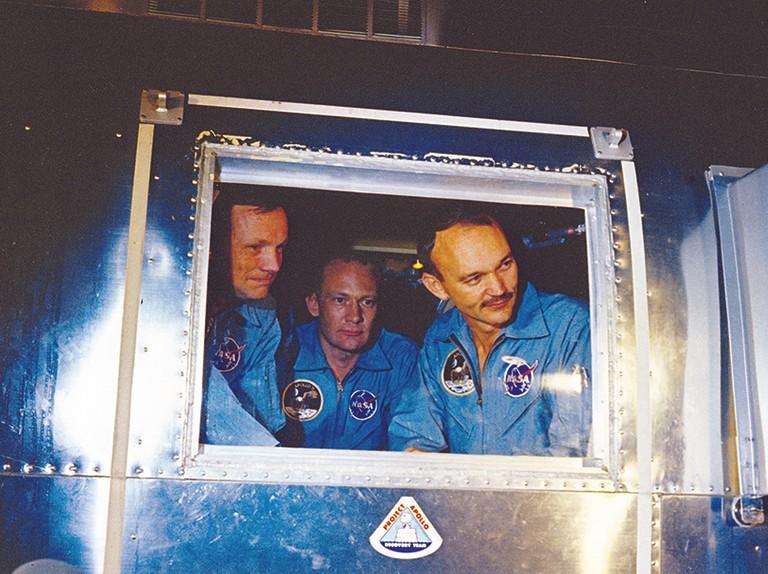 Why were Apollo 11 astronauts put in quarantine? - skyatnightmagazine
