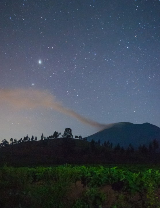 Indonesian Perseid Martin Marthadinata, East Java, Indonesia, 12 August 2018