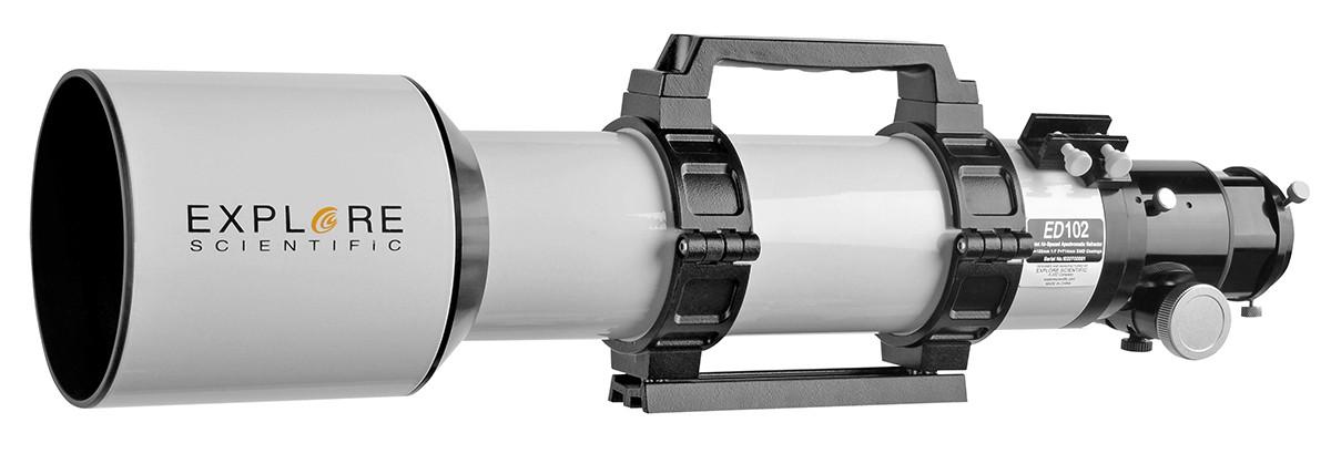The Explore Scientific ED apo 102mm refractor