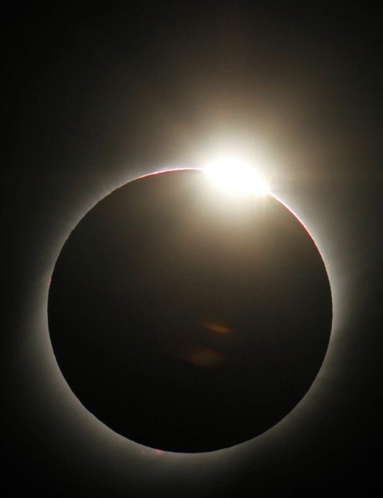 The 2 July 2019 Chilean total solar eclipse. Credit: Daniel Lynch