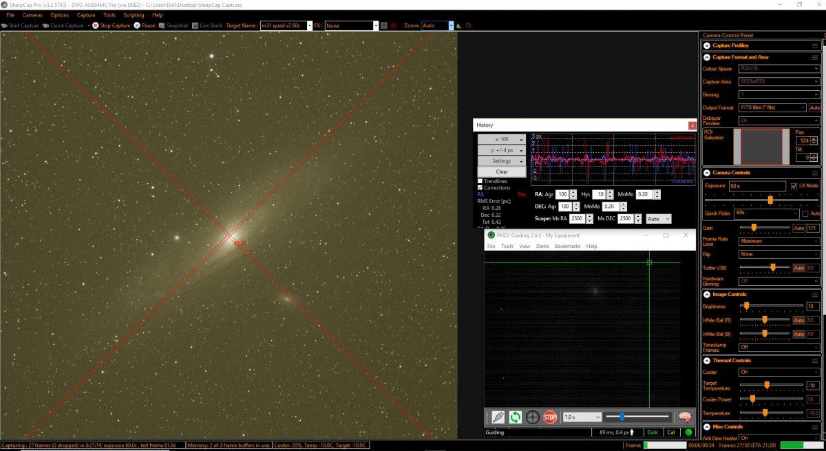 A guide to CMOS deep-sky astrophotography - skyatnightmagazine