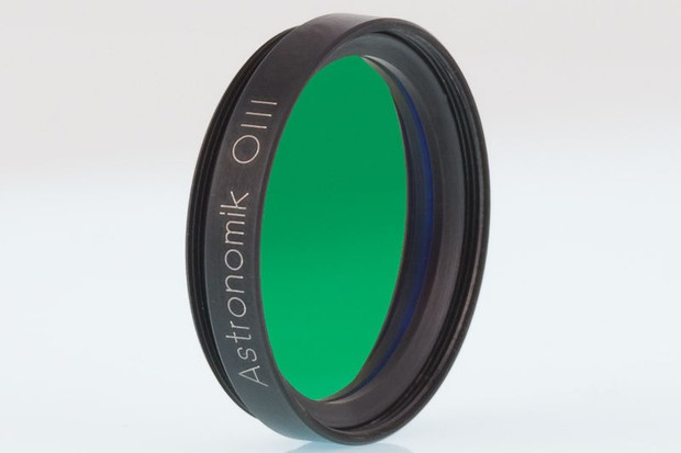 The Astronomik 2-inch OIII filter. Credit: Modern Astronomy