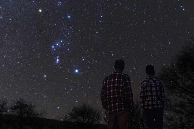 A sense of wonder: from a dark-sky site a wealth of deep-sky objects can be seen even with the naked eye, including the Milky Way, Orion Nebula and star clusters such as the Pleiades and Hyades. Credit: Mixetto/iStock/Getty Images