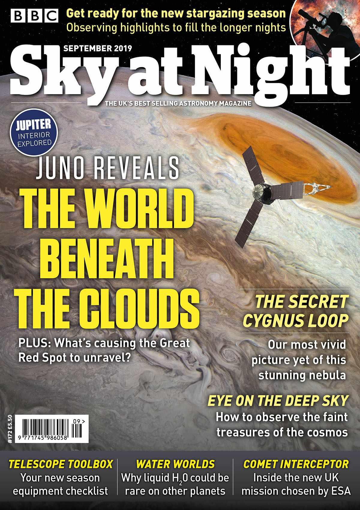 BBC Sky at Night Magazine September 2019 issue