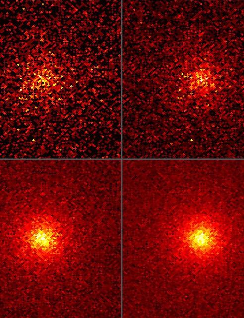 The Moon Fermi Gamma-ray Space Telescope, 15 August 2019. Credit: NASA/DOE/Fermi LAT Collaboration