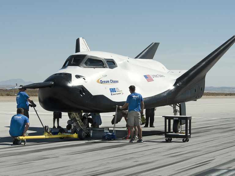 Whatever happened to spaceplanes?