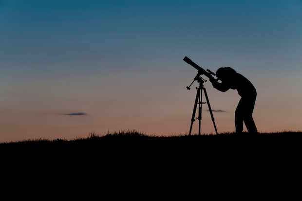 A portable setup that's easy to transport makes observing at dark-sky sites much easier. Credit: Lucentius / iStock / Getty Images Plus