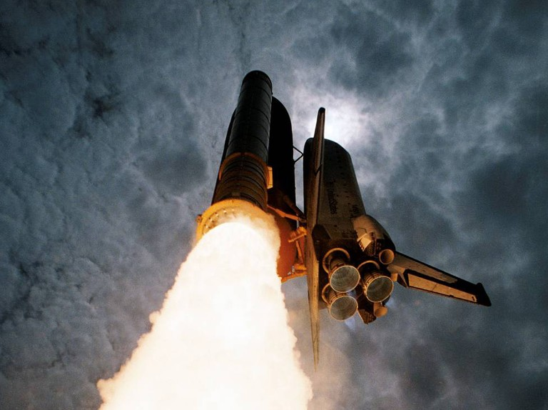 A history of NASA's Space Shuttle