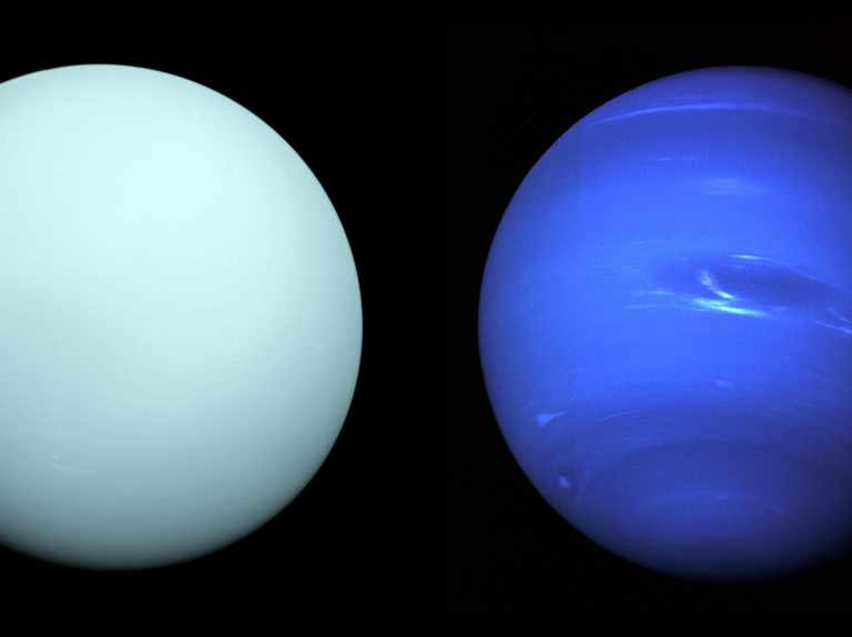A guide to the ice giants Uranus and Neptune