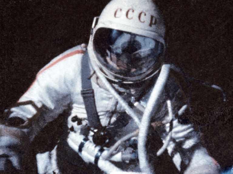 Alexei Leonov, the first person to spacewalk, dies aged 85