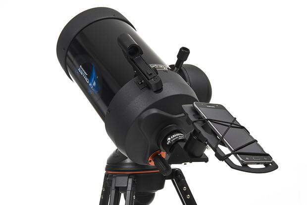 Celestron Astro Fi 6 Schmidt-Cassegrain telescope. Credit: BBC Sky at Night Magazine
