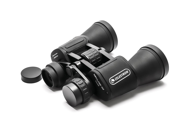 Celestron Upclose G2 10x50 binoculars. Credit: BBC Sky at Night Magazine