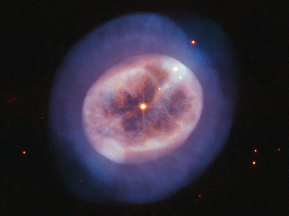 Planetary nebula NGC 2022. Credit: ESA/Hubble & NASA, R. Wade