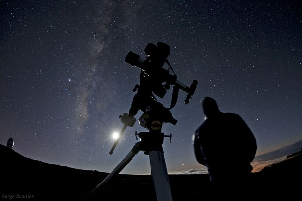 How to take nightscape photography. Credit: Serge Brunier, TWAN