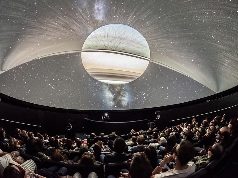 Planetarium Nights: new show at Bristol's We the Curious 3D planetarium