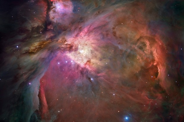 The Orion Nebula