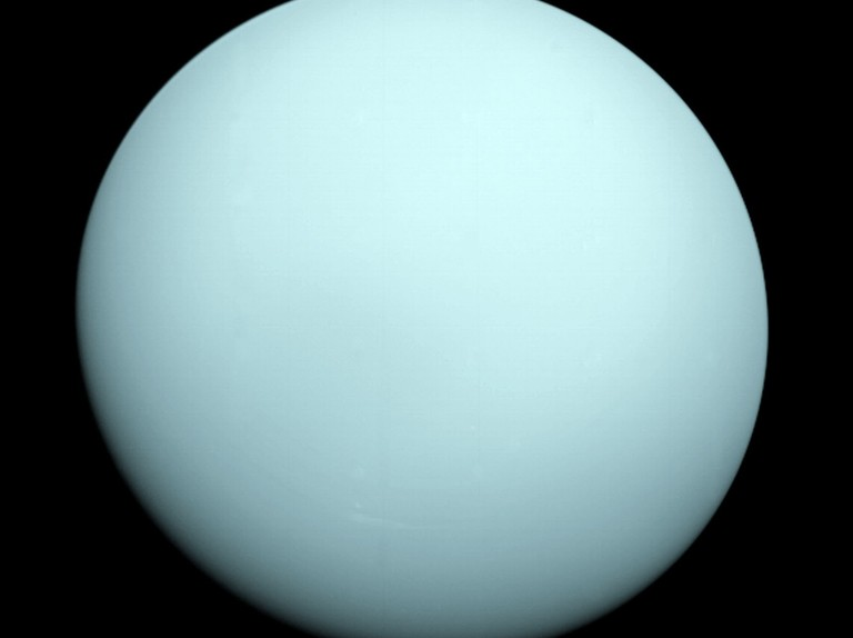 A guide to the planets: Uranus