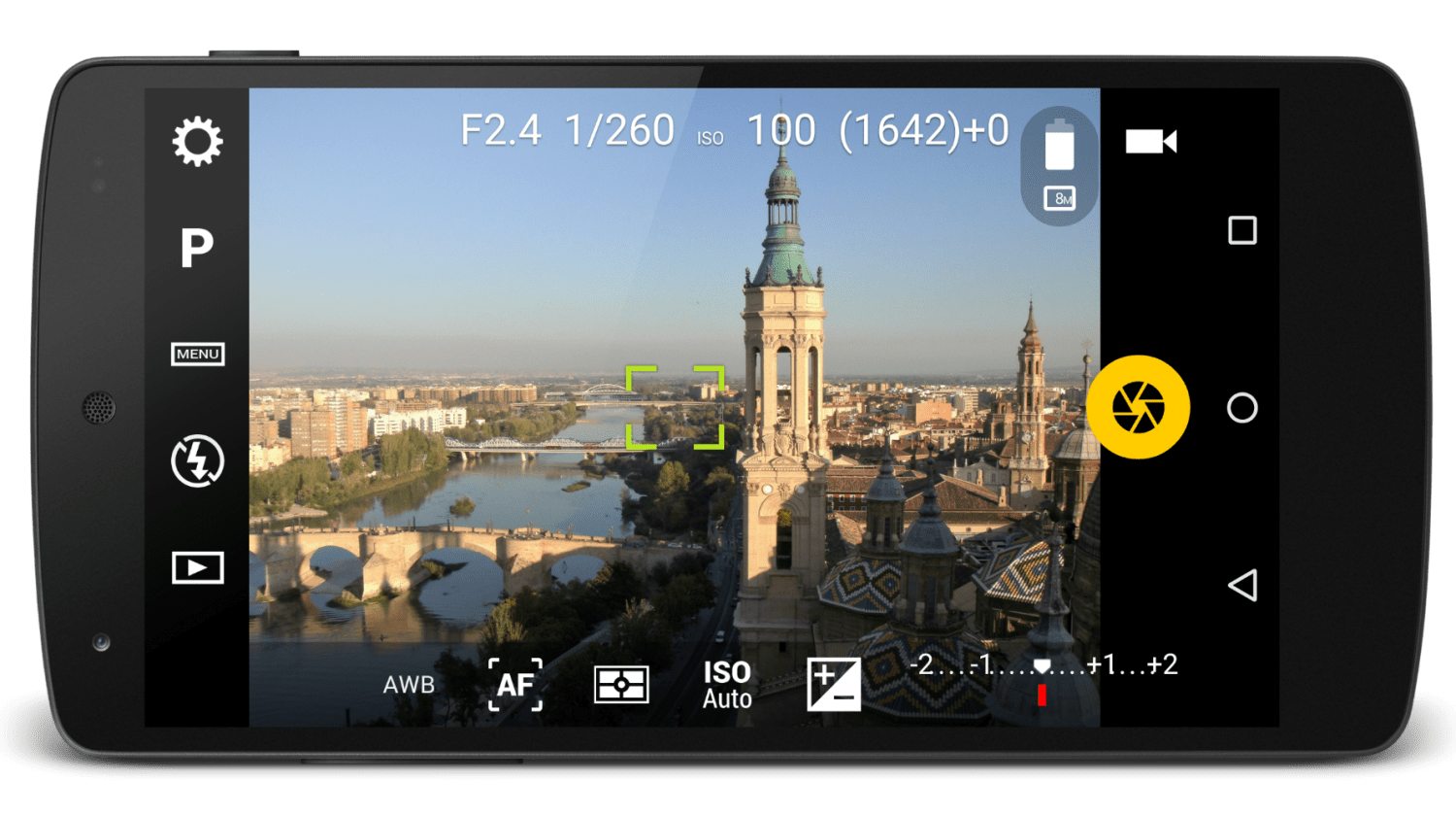 Camera FV-5 for Android
